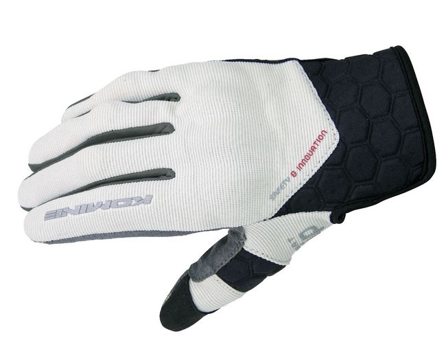GK-121 Protect Mesh Gloves GRAVE